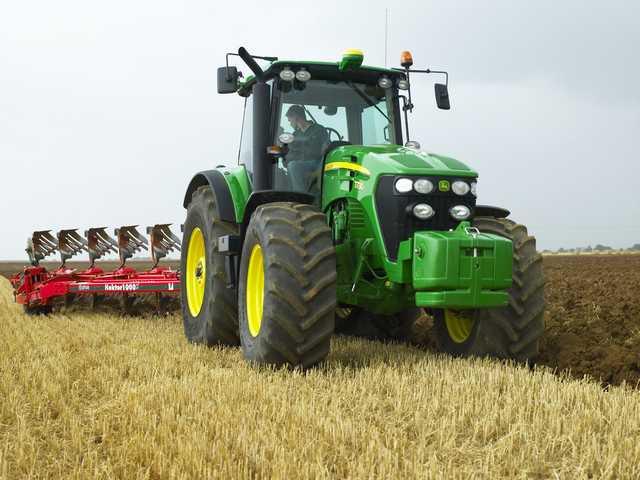 Photo du Tracteurs agricoles 7730