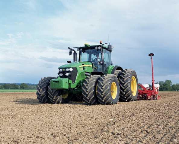 Photo du Tracteurs agricoles 7830