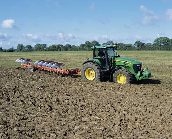 Photo du Tracteurs agricoles 7930