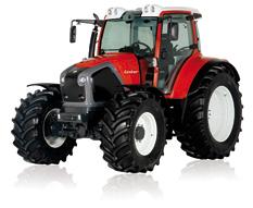 Photo du Tracteurs agricoles Geotrac 124