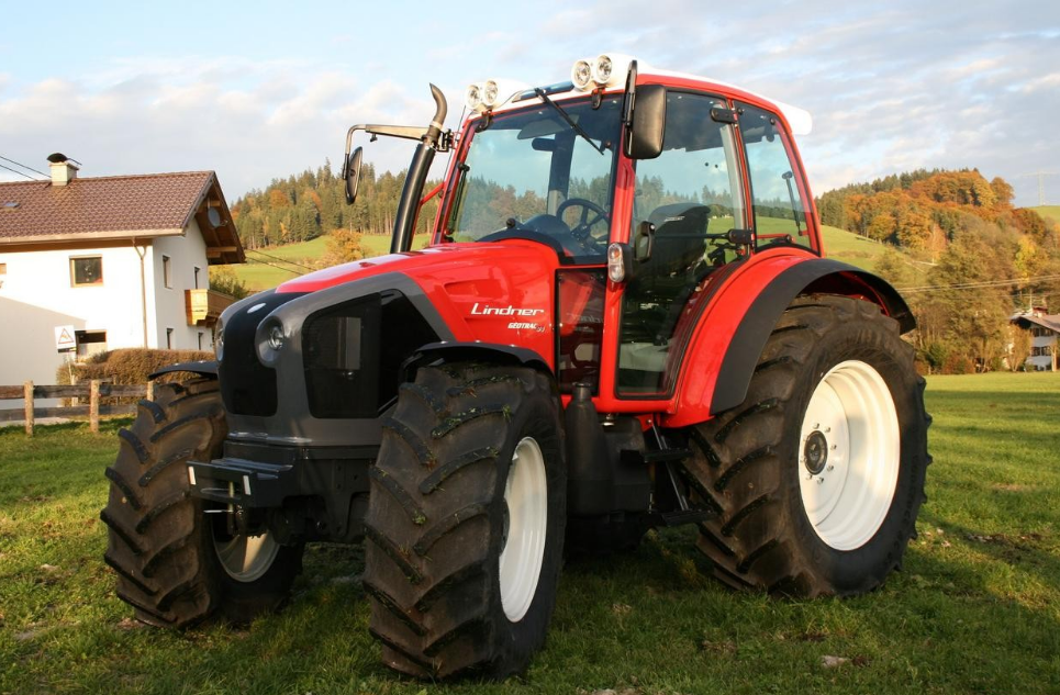 Photo du Tracteurs agricoles Geotrac 104
