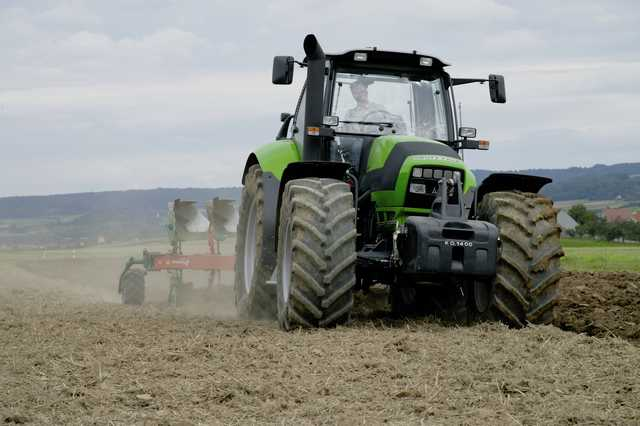 Photo du Tracteurs agricoles Agrotron M 610