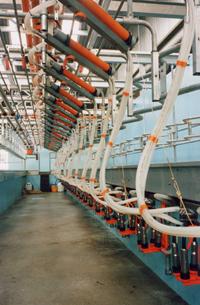 Photo du Salles de traite Swingover