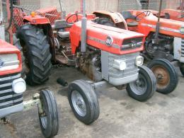 Photo du Tracteurs agricoles MF 165