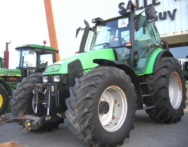 Photo du Tracteurs agricoles Agrotron 6.45 S