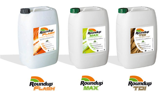 Photo du Herbicides totaux Roundup Max