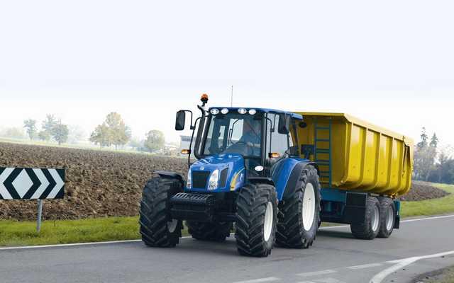 Photo du Tracteurs agricoles T5030