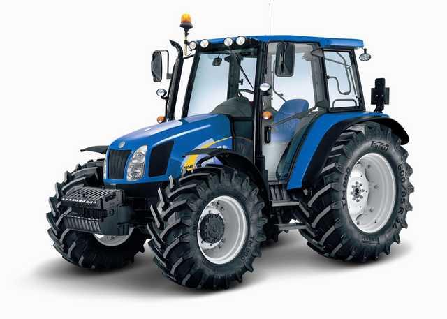 Photo du Tracteurs agricoles T5040