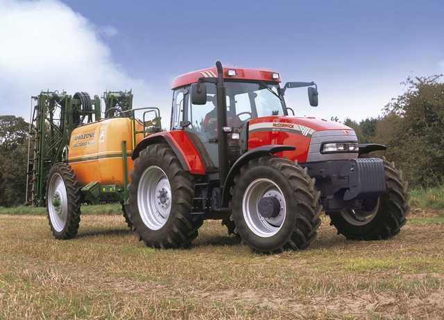 Photo du Tracteurs agricoles MCPower6 120