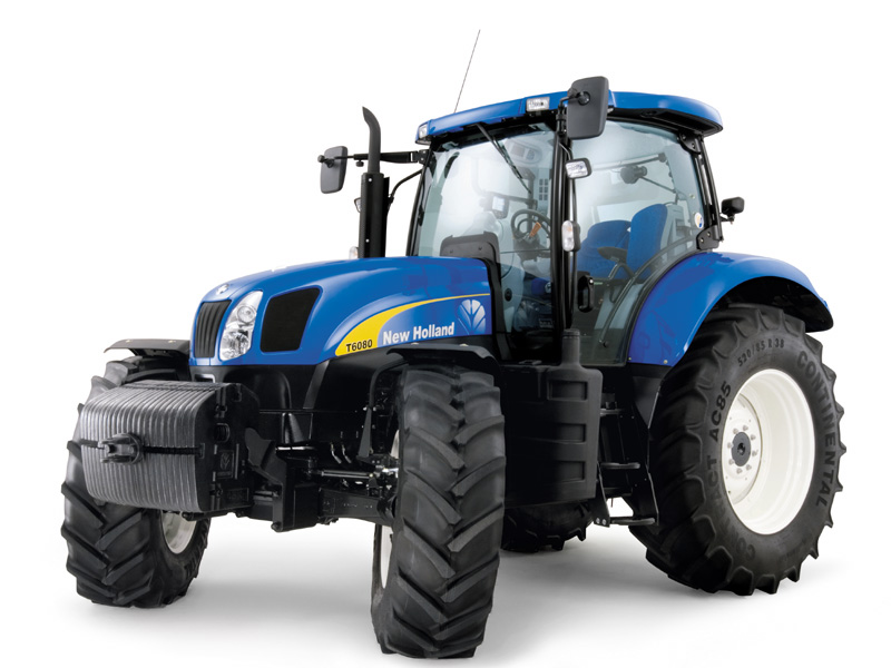 Photo du Tracteurs agricoles T6070 PowerCommand