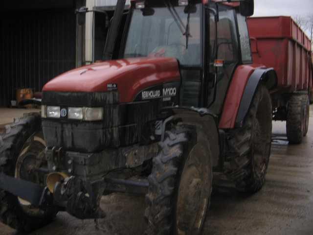 Photo du Tracteurs agricoles M100 / 8160