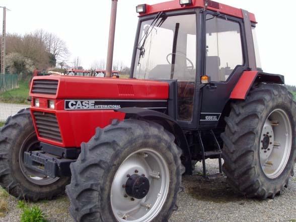 Photo du Tracteurs agricoles 1056 XL