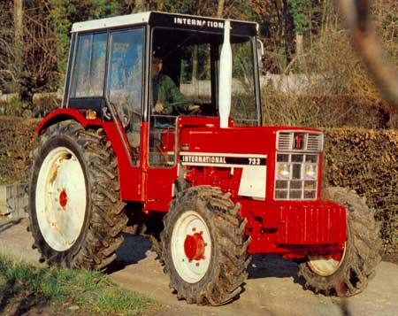 Avis 733 De La Marque Case Ih Tracteurs Agricoles