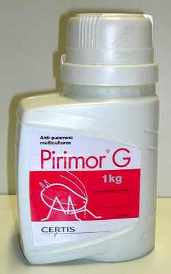 Photo du Insecticides céréales Pirimor G