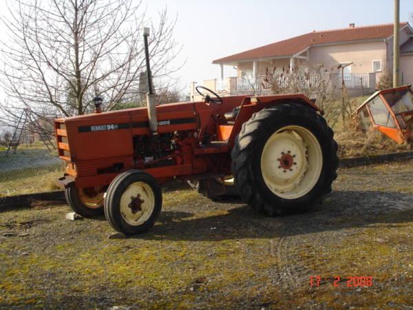 avis 94 de la marque renault tracteurs agricoles. Black Bedroom Furniture Sets. Home Design Ideas