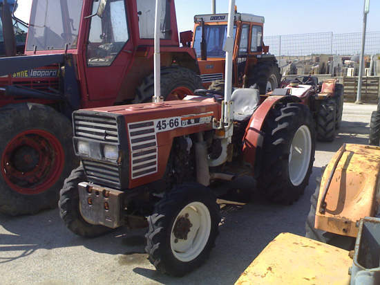 Photo du Tracteurs agricoles 45-66