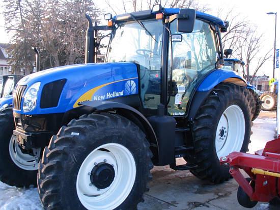 Photo du Tracteurs agricoles T6050