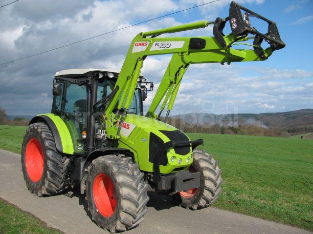 Photo du Tracteurs agricoles Axos 320