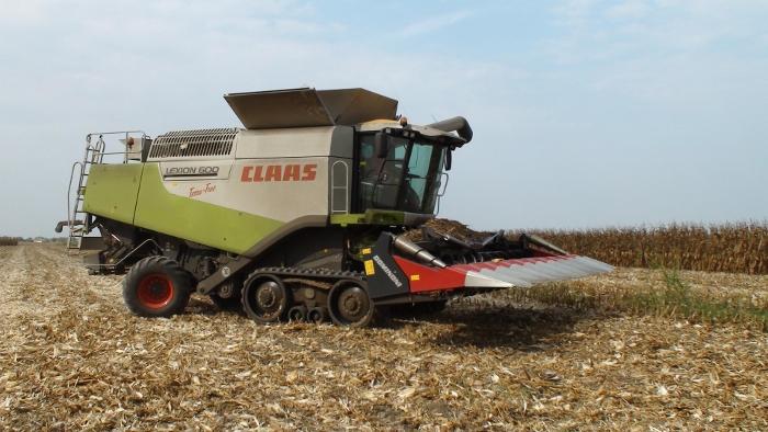 Photo du Cueilleurs à maïs Combi Rotor