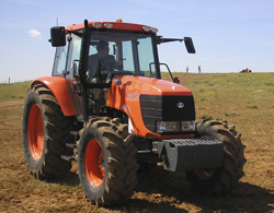 Photo du Tracteurs agricoles M 128 X