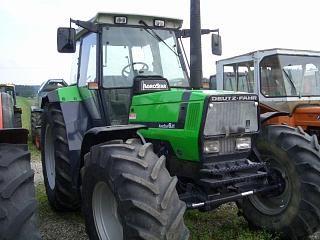 Photo du Tracteurs agricoles DX 6.11 Agrostar