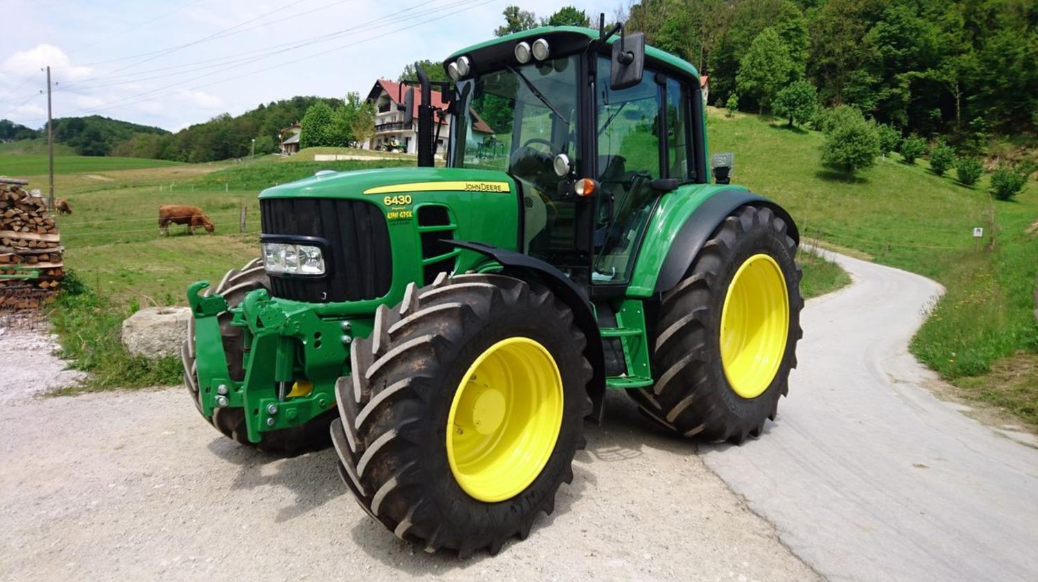 Photo du Tracteurs agricoles 6430 Premium