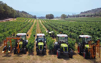 Photo du Tracteurs fruitiers Nectis