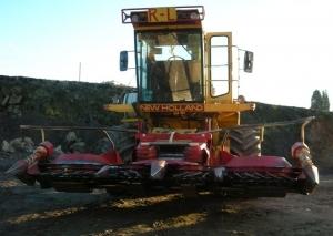 Photo du Autres matériels de récolte Bec à maïs 4500