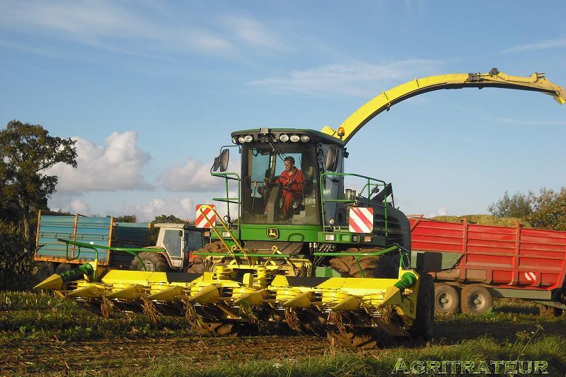 Photo du Autres matériels de récolte 7550i