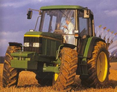 Photo du Tracteurs agricoles 6300