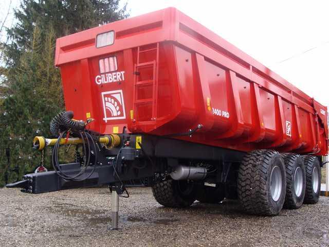 Photo du Remorques agricoles 2400 Pro