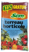 Photo du Terreaux Terreau Horticole