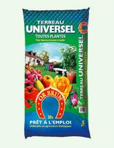 Photo du Terreaux Terreau Universel toutes plantes