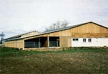 Photo du Construction bâtiments Bâtiments d'élevage