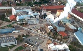 Photo du Transformation industrielle Sucrerie de Toury