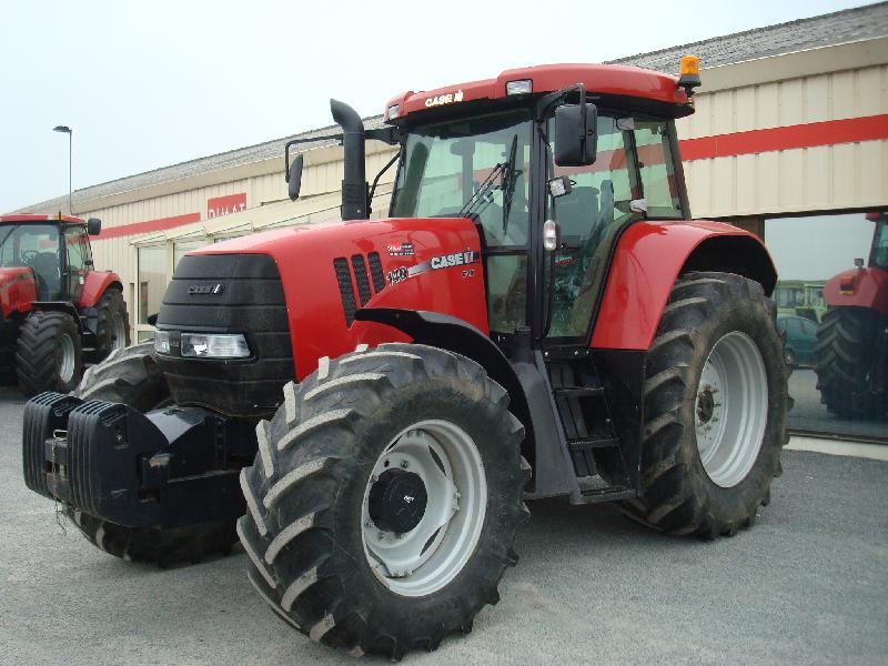 Photo du Tracteurs agricoles CVX 140
