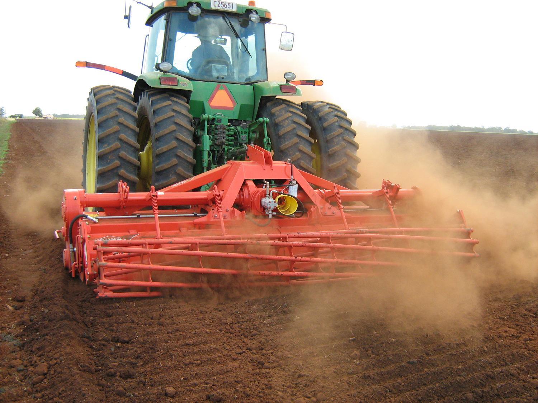 Photo du Cultivateur rotatif EL 282