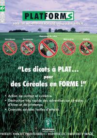 Photo du Herbicides céréales Platforms