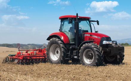 Photo du Tracteurs agricoles Puma 155
