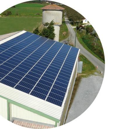 Photo du Energie photovoltaïque Agrisun