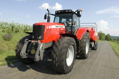 Photo du Tracteurs agricoles MF 7497