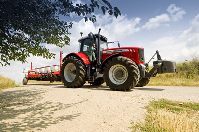 Photo du Tracteurs agricoles MF 7499