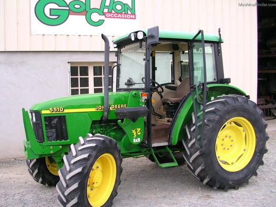 Photo du Tracteurs agricoles 5510