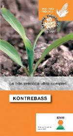 Photo du Variétés de maïs mixte Kontrebass