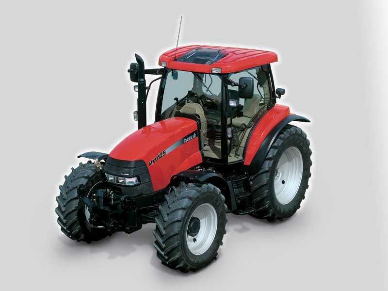 Photo du Tracteurs agricoles MXU 125