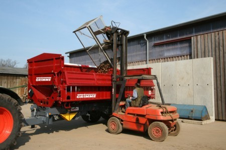 Photo du Remorques agricoles Multi-Trailer