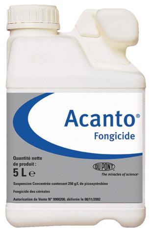 Photo du Fongicides céréales Acanto