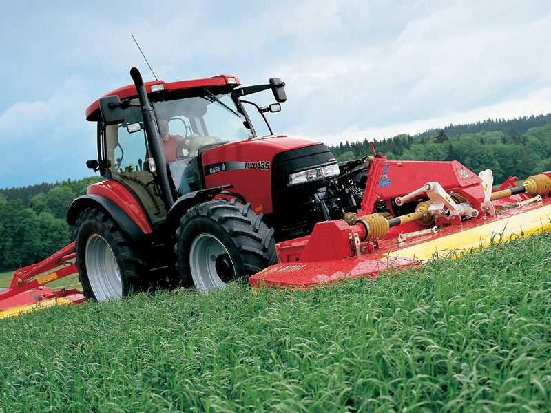 Photo du Tracteurs agricoles MXU 135