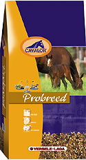 Photo du Aliments chevaux Probreed
