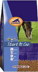 Photo du Aliments chevaux Start&Go